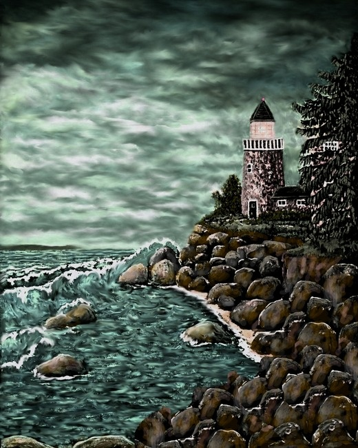 Madeline's Lighthouse - painted by Ave Hurley now at Imagekind starting at $9.49Ave Hurley, Birthday Painting, Affordable Art, Gift, Art Photography, Art Prints, Fine Art, Imagekind Start, Awesome Artists