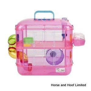 Sky Hamish Fantasia 2 Hamster Cage Pink Sky Hamish
