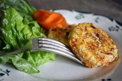 cocotte chlorophylle: Steak végétarien au millet, chou-chinois et carottes