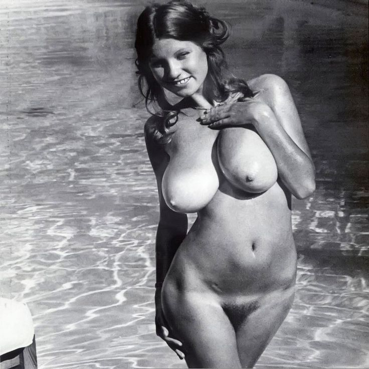 голые девчонки фото ретро