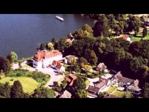 Hotel 'SeeSchloss am Kellersee' - Eutin - Visit http://germanhotelstv.com/seeschloss-am-kellersee Set directly on lake Kellersee this 3-star hotel in Eutin boasts a beautiful garden and easy access to the sports and leisure opportunities of Holstein Switzerland. -http://youtu.be/A99hmkTWFLk