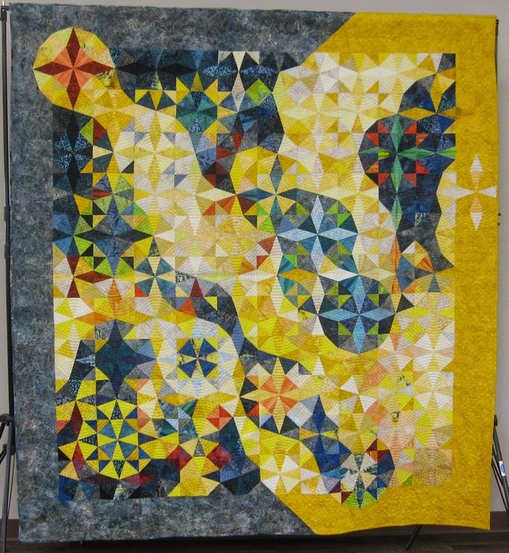 Best kaleidoscope quilts images on pinterest