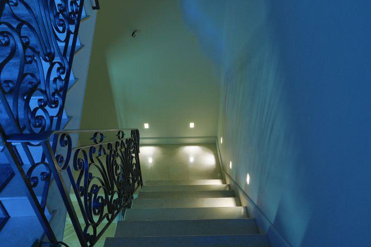 SLOT XL Plaster-in Wall Light from Atelier Sedap by Optelma. #LightingDesign #Lighting #Residential #Architecture #InteriorDesign #LED #Plaster #Luxury