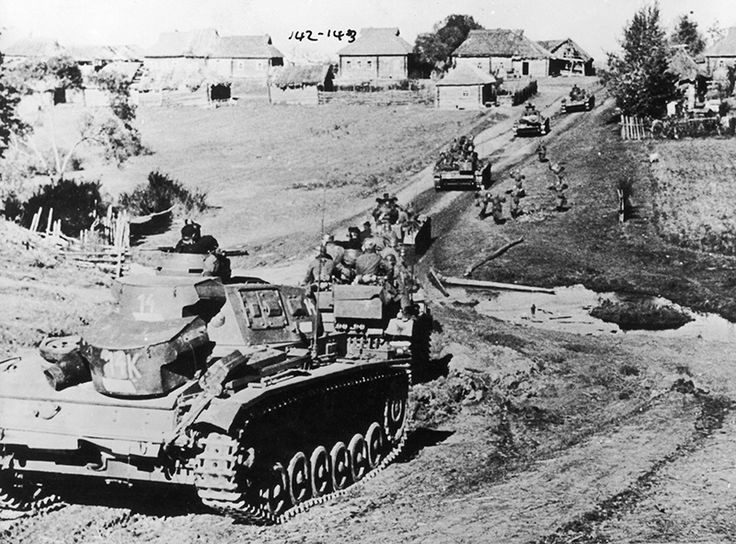 a history of the operation barbarossa in world war two World war ii world war ii: operation barbarossa learning-historycom under the codename, operation barbarossa, nazi germany invaded the soviet union on june 22, 1941, in the largest german military operation of world.