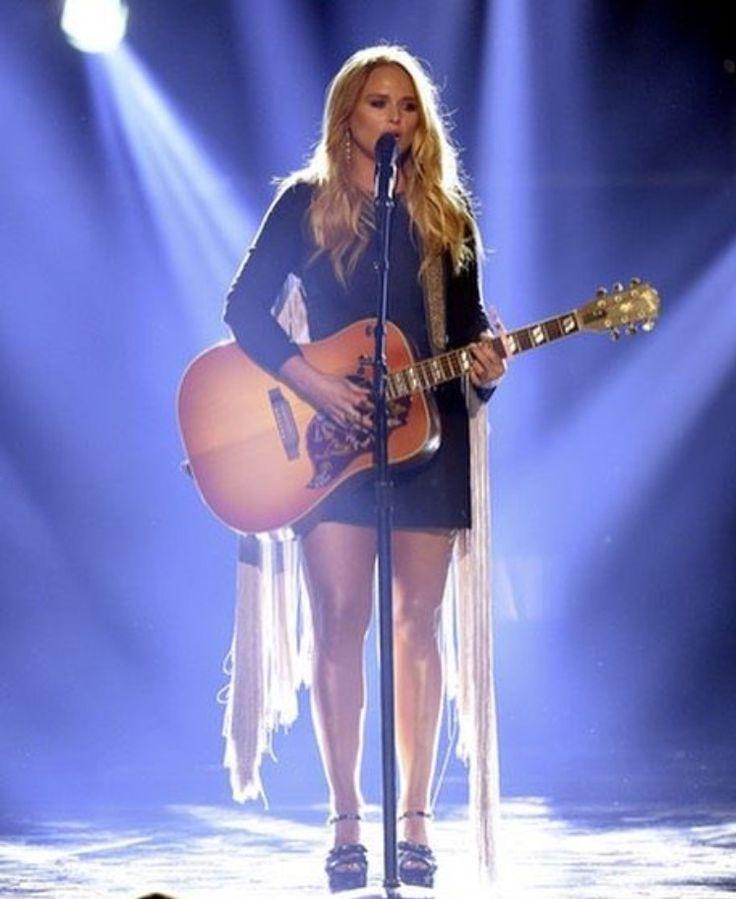 Miranda Lambert 2017 ACM Awards ❤️