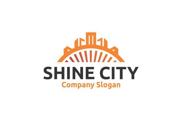 Shine City by BekBlack on @creativemarket