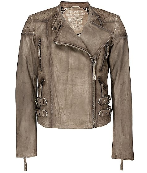 Old Gringo Quilted Leather Jacket - i want this leather jacket so bad i can't hardly stand it!