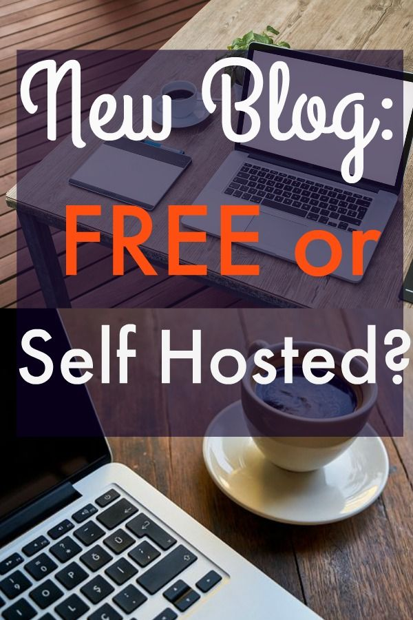 One of the first questions confronting new bloggers is whether to choose the free hosting route or to be 'self-hosted'.   Certainly the free route appears the cheap and easy option, but if you're hoping to make money from your blog then self-hosting is the way to go, as I'll explain in this post.
