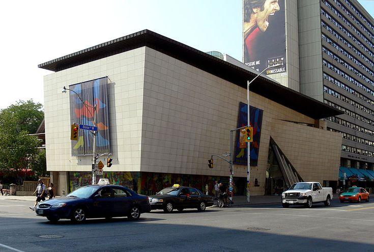 The Bata Shoe Museum, Toronto