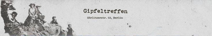 Gipfeltreffen Kreuzberg / Frühstück, lunch