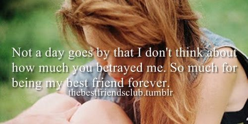 Best Friend Betrayal Quotes: Best 25+ Ex Best Friend Quotes Ideas On Pinterest