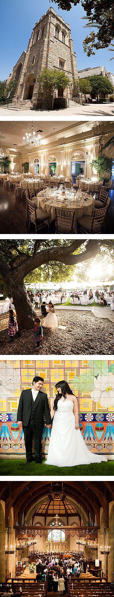 Amazing list of over 75 Pasadena Wedding Venues.   Southern California Wedding Venues: Monster List of Pasadena Wedding Venues via Russell Gearhart Photography (www.gearhartphoto.com).
