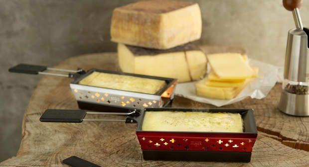 Mini raclettePour se faire une raclette en égoïste ou à deux maximum, cet appareil est le bon. En plus il fonctionne avec des bougies donc super écolo ! A consommer (presque) sans modération.Mini set à raclette individuel Kuhn Rikon, 21.50 euros chez QVC.fr