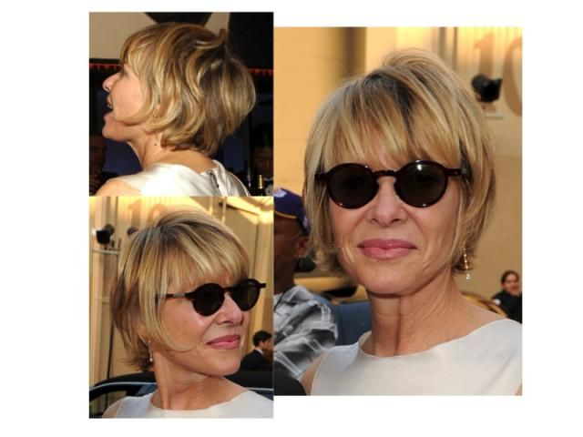 20 Gorgeous Short Haircuts for Women Over 50: Kate Capshaw's Cool Short 'Do