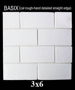 Ken Mason 3x6 quick ship, white gloss