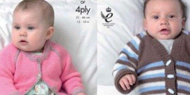En Güzel Kız Bebek Örgü Hırka Modelleri 2015
