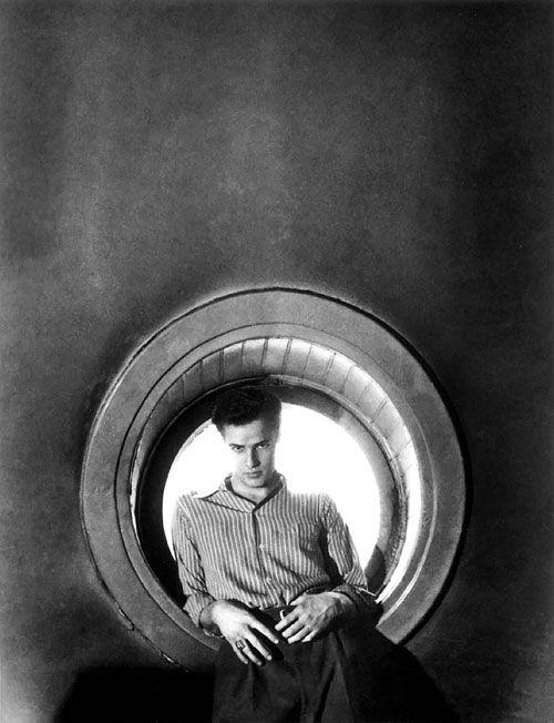 Marlon Brando by Karl Bissinger.