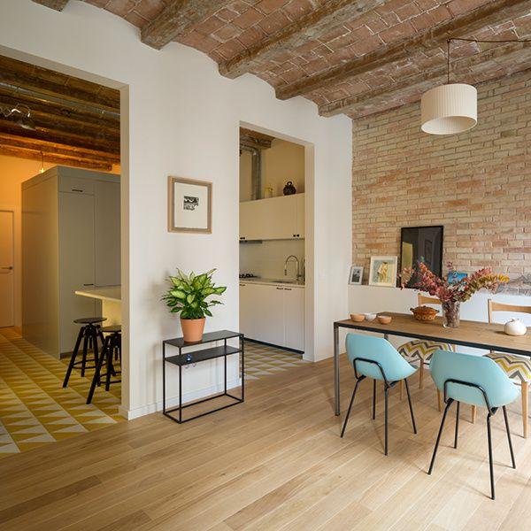 Vivienda en Eixample de Nook Architects