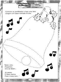 Atividades de Natal para educação infantil! - ESPAÇO EDUCAR                                                                                                                                                                                 Mais