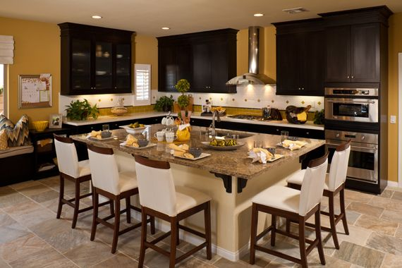 Perfect kitchen for entertaining kitchen dining for The perfect kitchen island