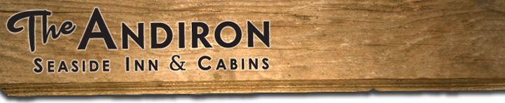 The Andiron Seaside Inn & Cabins quirky recycled and vintage