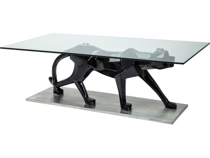 Stolik Kawowy Black Cat — Ławy, Stoliki kawowe Kare Design — sfmeble.pl