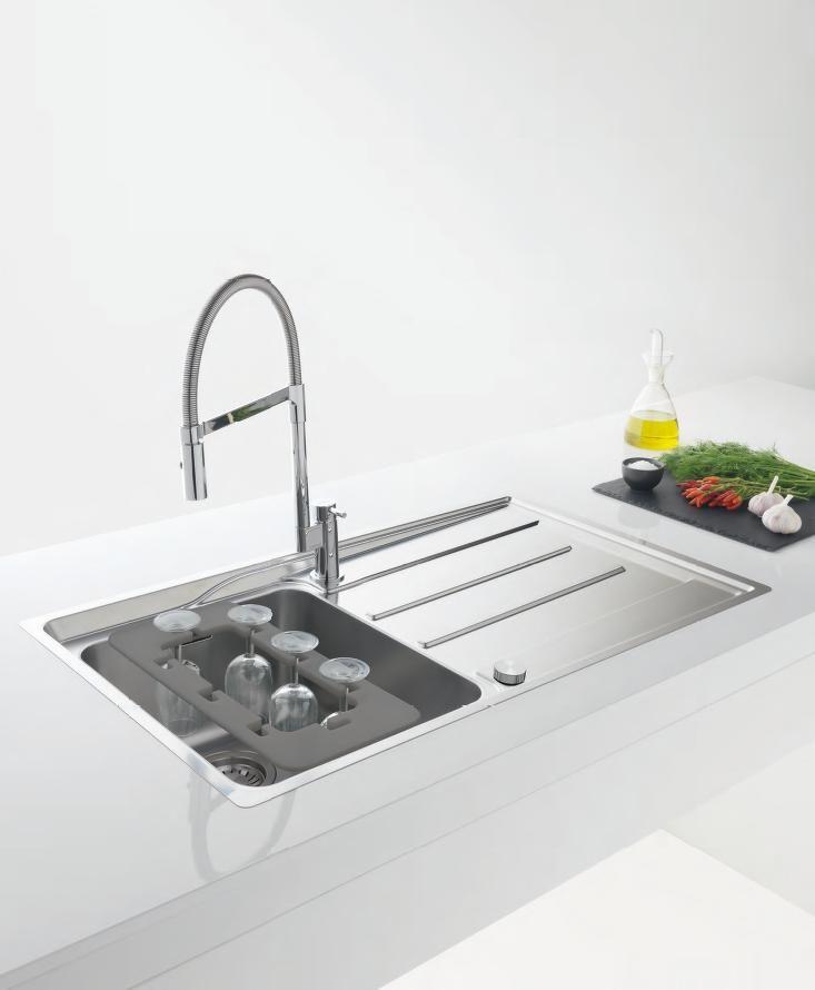 Franke Impact Sink : ... Franke on Pinterest Kitchen Sinks, Undermount Sink and Cuisine