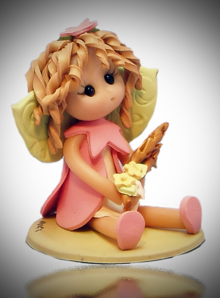 *SORRY, no information given regarding product used ~ Virgo Baby Fairy.