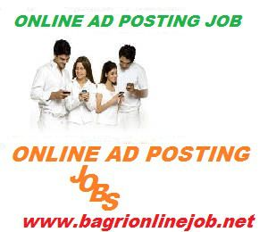 online ad posting jobs without investment