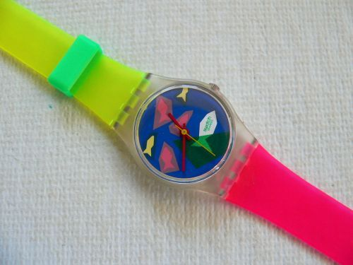 Aqua Dream Swatch Watch