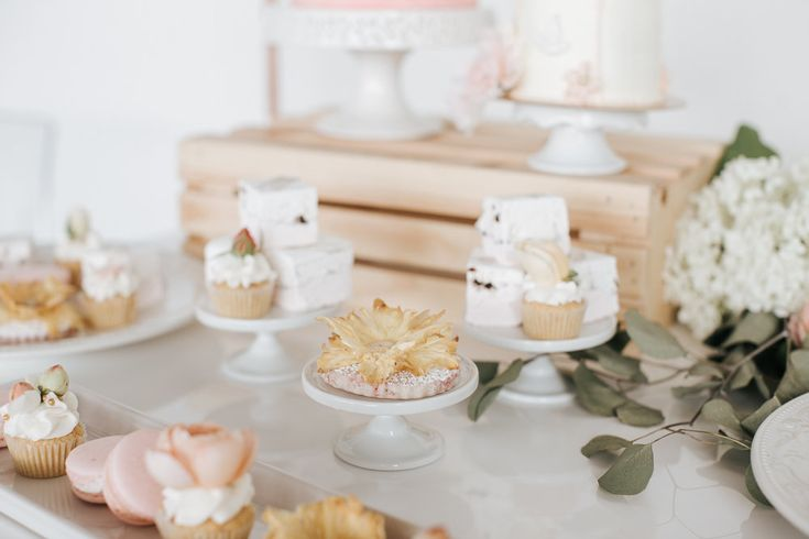 Floral Themed First Birthday Party | Happy Birthday Evelyn!