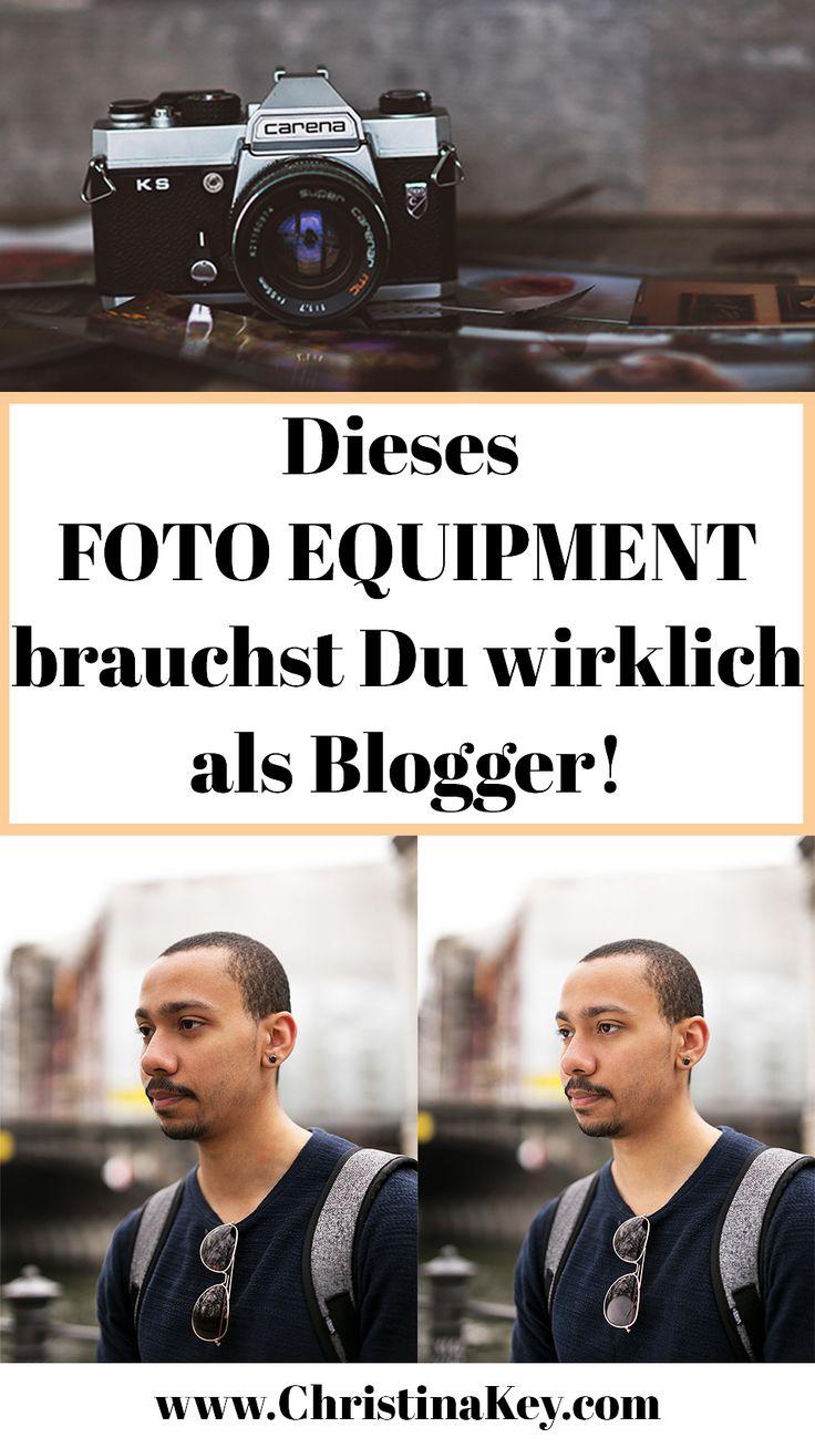 Fotografie Tipps: Foto Equipment für Blogger - Das brauchst Du wirklich! // Jetzt weitere Fotografie- und Blogger Tipps auf CHRISTINA KEY entdecken - dem Fotografie-, Lifestyle-, Rezepte- und Mode Blog aus Berlin