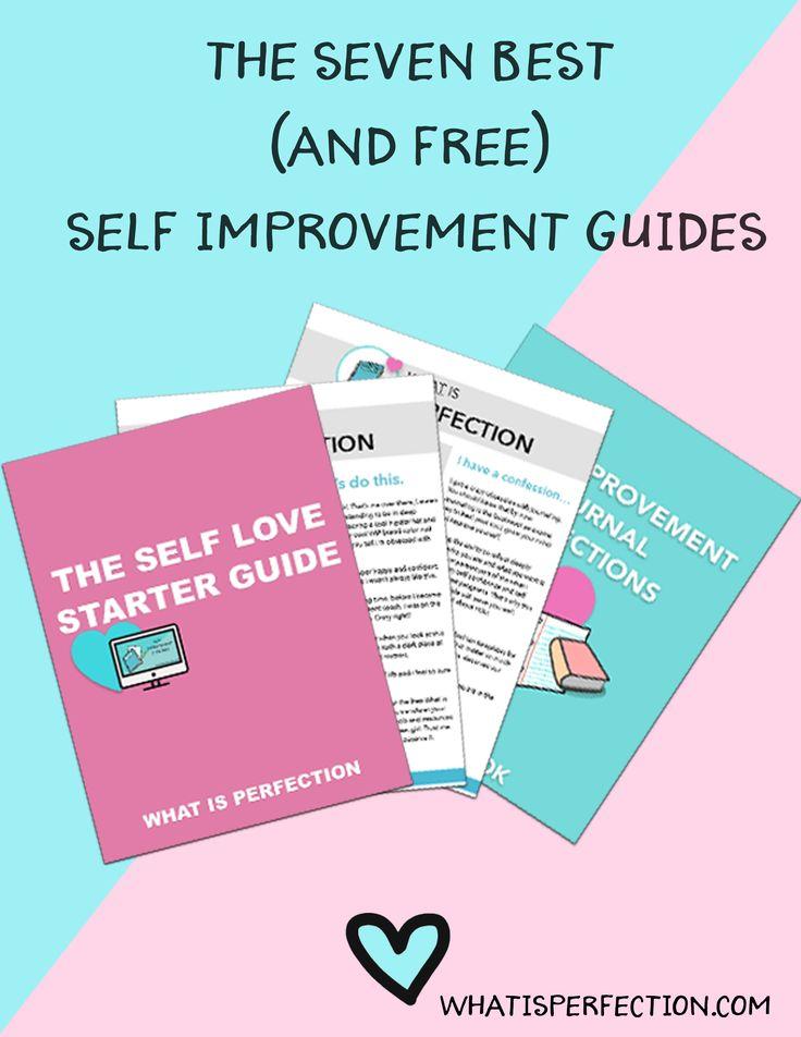 Self Esteem Improvement Plan