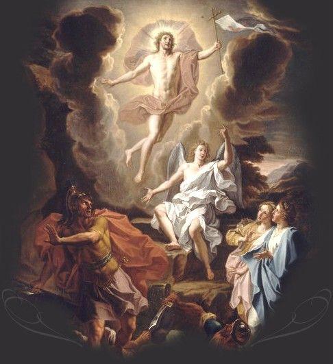 Happy Easter!!..Feliz domingo de resurreccion. Buona Pasqua!!