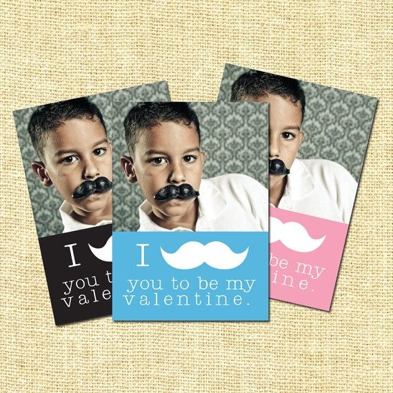 I mustache you to be my valentine!  Photo cards by BitsyCreations: Funny Valentine, Valentines Ideas, Printable Valentine, Valentines Cut, Valentine'S S, Digital File, Valentine'S Ideas, Valentines Cards, Valentines Digital