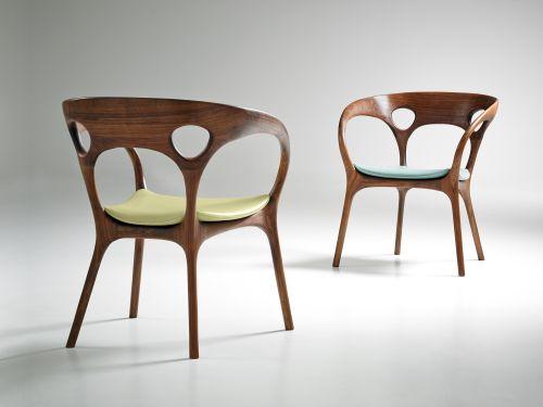Anne. Ross Lovegrove For Bernhardt Design. Cologne 2014.