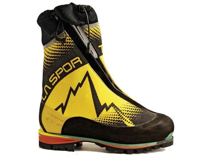 Телая обувь для гор