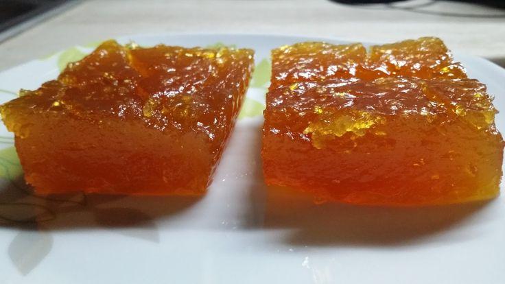 ΥΛΙΚΑ  1 φλιτζανι τσαγιού αραβοσιτέλαιο  2 φλιτζάνια τσαγιού νισεστέ  3 φλιτζάνια τσαγιού ζάχαρη  4 φλιτζάνια τσαγιού νερό  8 κουτ. σούπ...