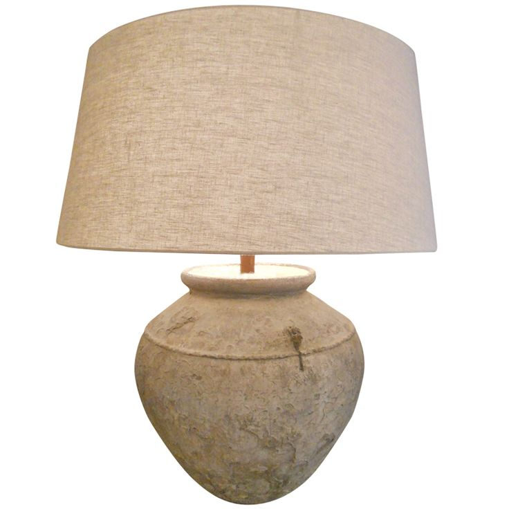 View this item and discover similar table lamps for sale at large cambodiann water jar newly wired as large lamp
