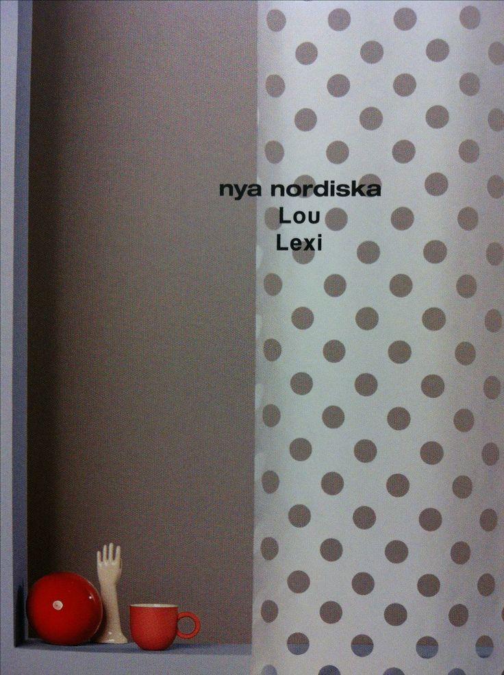 #nyanordiska #technic # fabrics #collection2016 : #laser #pois ! ... #texture #color #inspirato #home #interiordesign