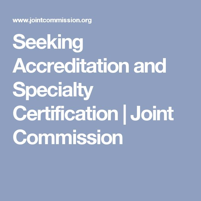 Accreditations and certifications in nursing essay