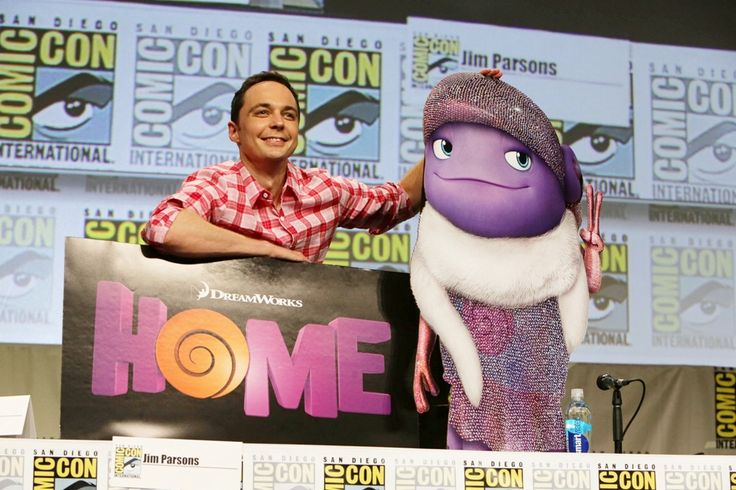 #JimParsons - #Home