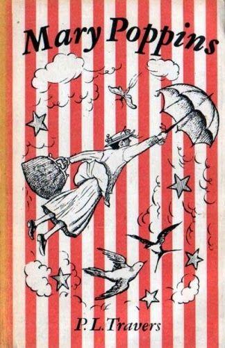 """Z pasją o dobrych książkach i nie tylko...: """"Mary Poppins"""" - Pamela Lyndon Travers"""