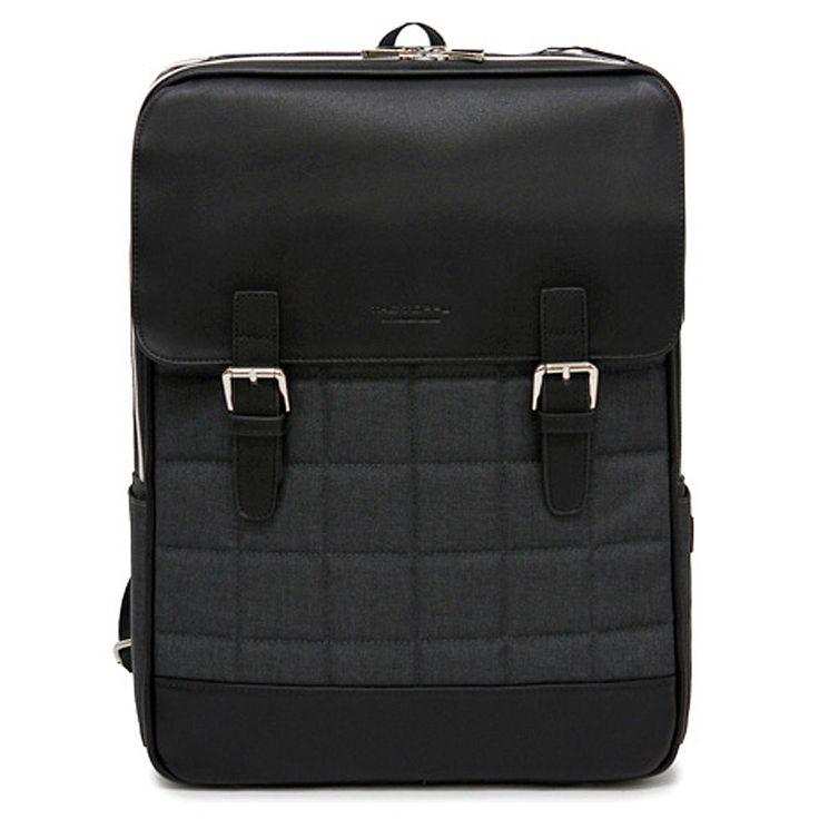 Mens Laptop Backpack for Business Bag for Men TOPPU 602A