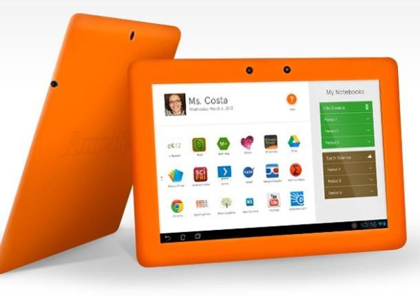 News Corp. readies Amplify Tablet for schools