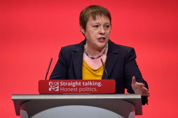 SCOTTISH Labour found itself slapped down by the UK party yesterday after shadow defence secretary Maria Eagle said the conference vote to scrap Trident would  have no impact on current Labour policy, which is in  favour of renewing the nuclear weapo