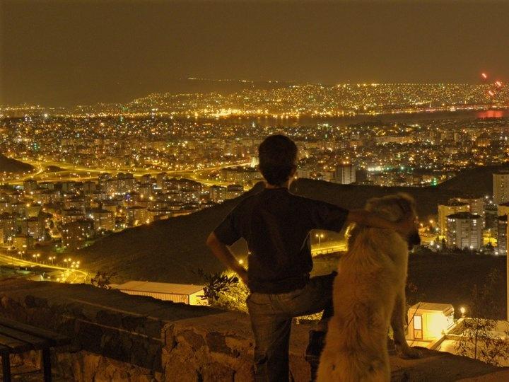 Kadifekale, Izmir..