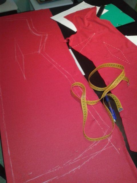 Cosplay Arriety - Vestido de punto