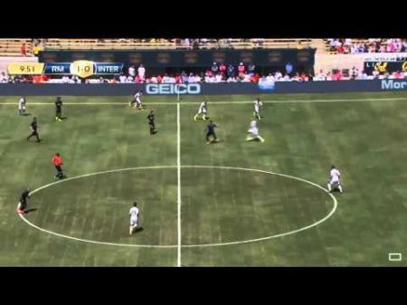 See Gareth Bale goal against Inter from 7/26 for the International Champions Cups