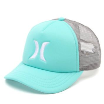 Hurley Trucker Hat at PacSun.com - I would totally wear this!!! =D